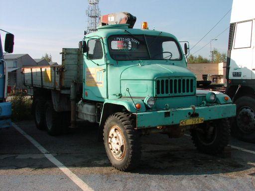 Praga V3S HR