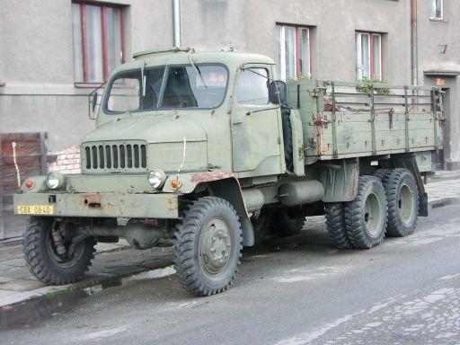 Praga V3S NA